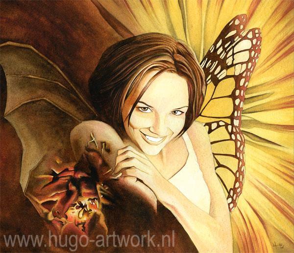 Rachael Leigh Cook por HugoBaur